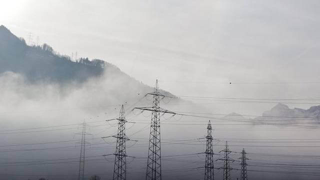 Die Schweiz ist Deutschlands drittgrösster Stromabnehmer (Archiv)