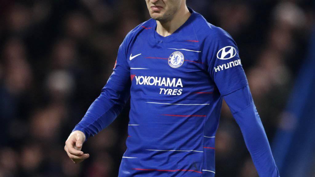 Alvaro Morata kehrt zurück in die Heimat