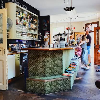 Viele «Spots» auf basel_happens sind Bars, Cafés und Restaurants.
