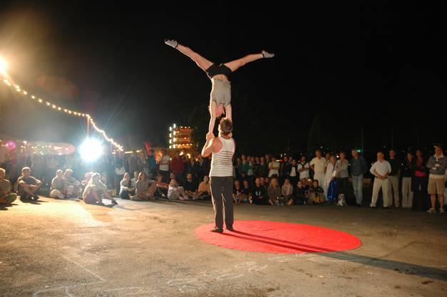 Erfolgreich: Über 100 000 Besucher kamen ans 30. Theater Spektakel.