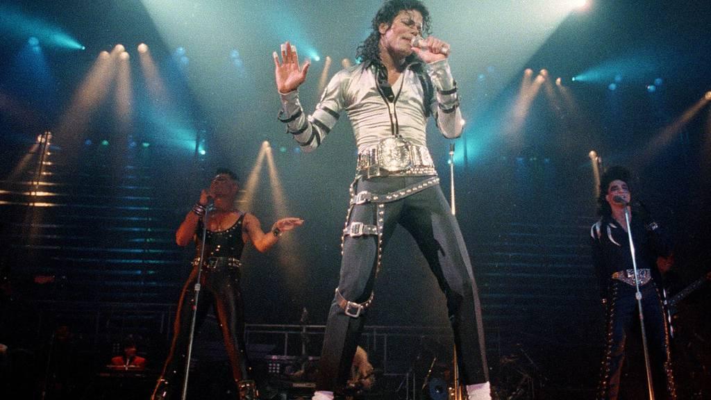 Das waren die grössten Konzerte von Michael Jackson