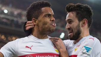 Daniel Didavi gelang in Köln der Ausgleich für den VfB Stuttgart