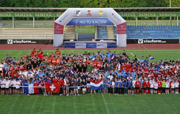 Das Turnier in Bregenz mit dem FC F