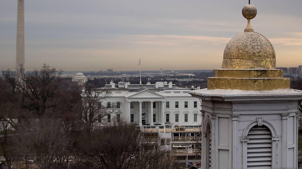 Weisses Haus verweigert Kooperation bei Ermittlungen gegen Trump