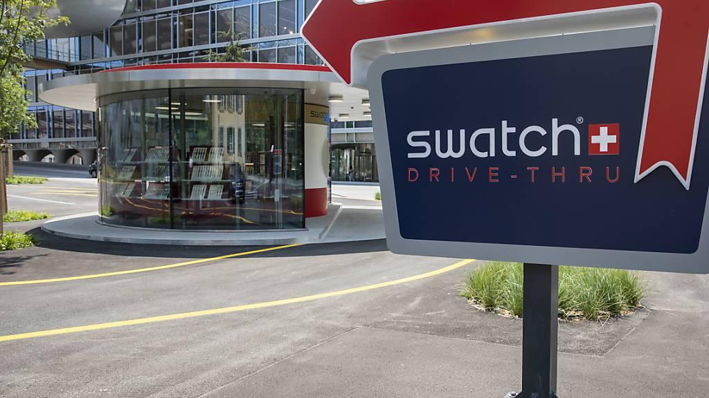 Swatch wurde Opfer eines Cyber-Angriffs
