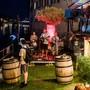 Archivbild von den Solothurner Musiktagen.The Raw Soul spielte im Dock.