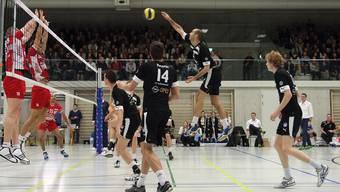 Schönenwerd Volleyballer im Europacup