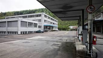 Favorisiert für ein Bundes-Asylzentrum: das alte Zeughaus-Areal an der Oristalstrasse 100 in Liestal.