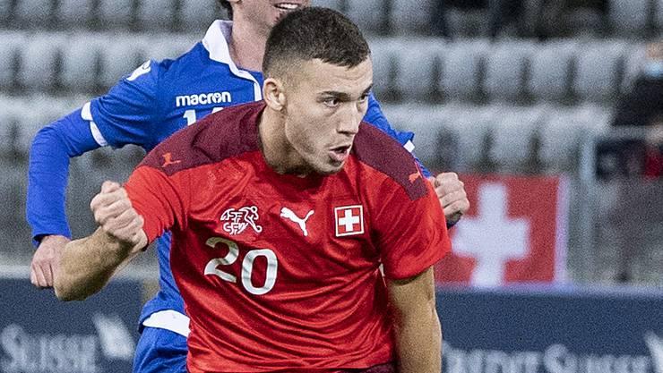 Neuzugang Filip Stojilkovic steht vor dem Debüt den FC Aarau
