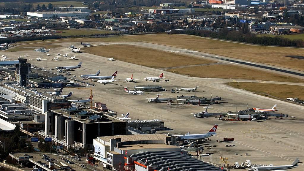 Flughafen Genf legt weiter zu – und plant die grosse Feier