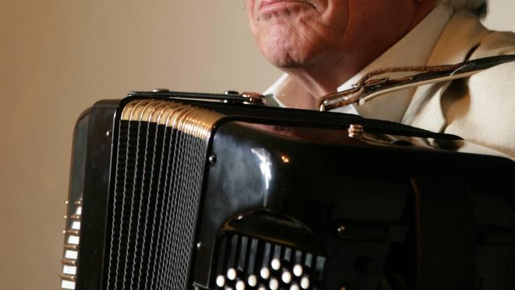 Peter Frey hat das Akkordeonspiel international gefördert. (Bild: Peter Siegrist)
