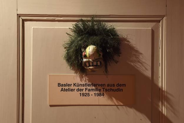 Klassischer geht es fast nicht. Ein Waggis aus dem legendären Atelier Tschudin.