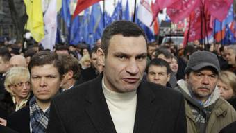 Die Ukraine kommt nicht zur Ruhe: Die Opposition unter Führung von Vitali Klitschko setzt die Proteste fort.