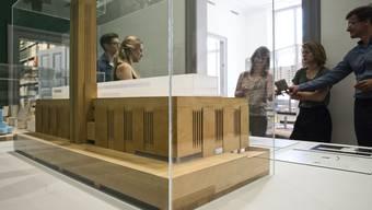 Die Verantwortlichen haben es kaum zu hoffen gewagt: Private haben das Schweizerische Architekturmuseum für die nächsten Jahre gerettet.