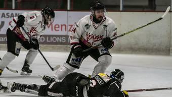 Die «Sterne» holen sich die wichtigen drei Punkte gegen den Kantonsrivalen Red Lions Reianch.