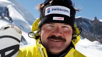 Ein Leben für den Skisport: Thomas Stauffer lebt alleine in einer Dachwohnung, wo er höchstens zwei Monate im Jahr anzutreffen ist.
