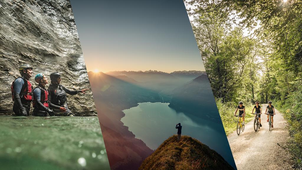 Sommerferien in der Schweiz - Das sind die schönsten Ausflugsziele