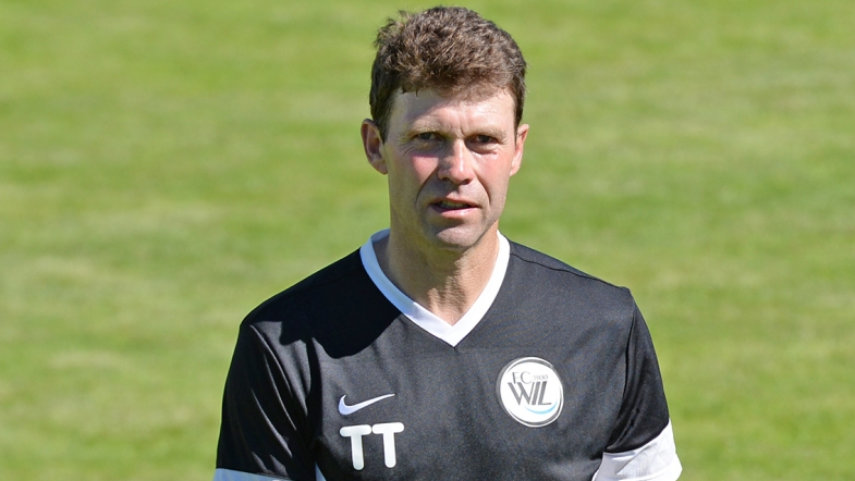 Der neue Torhütertrainer des FC Wil, der Deutsche Ronny Teuber.