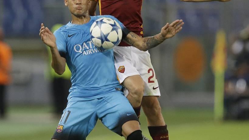 Barcelona hat in Rom einen schweren Stand