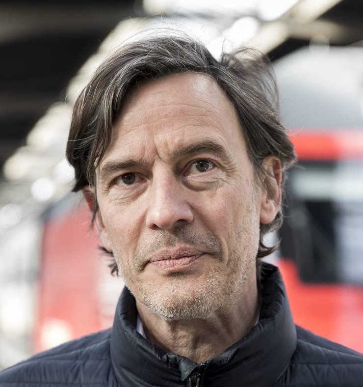 Daniele Pallecchi, Mediensprecher SBB