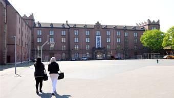 Das Basler Kasernenareal.