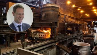 Alain Creteur verfügt über eine über 30-jährige internationale Erfahrung im Stahlsektor.