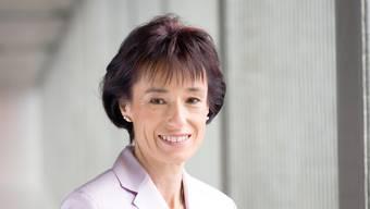 Will ein nationales Veloregister, um Diebstähle schneller aufzuklären: Die Aargauer CVP-Nationalrätin Ruth Humbel.