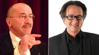 Alt Stadtrat Peter Conrad (CVP) schlägt SP-Einwohnerrat Erich Obrist als Stadtratskandidaten vor