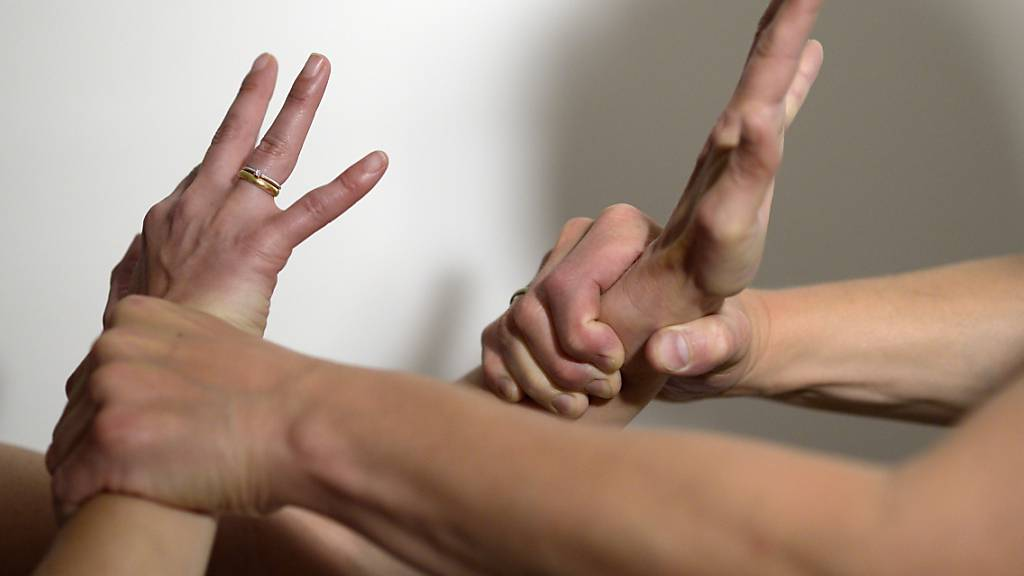 Handbuch soll Kinder vor häuslicher Gewalt schützen