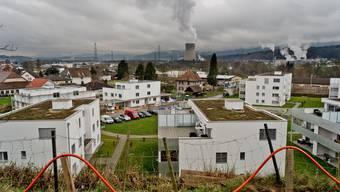 Tut der Kanton genug, um die Zersiedelrung (im Bild: Gretzenbach) zu stoppen? Ja, sagten die bürgerlichen Kantonsräte, Nein sagte Links-Grün.