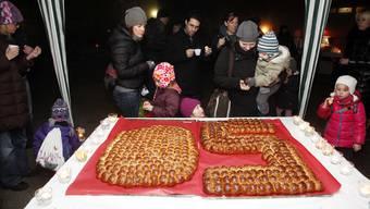 3-Königskuchenessen in Horriwil