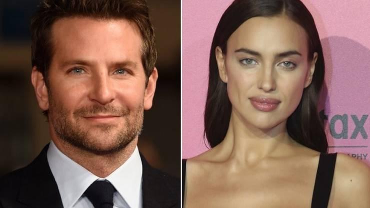 Bradley Cooper und Irina Shayk sind nach zwei Jahren Bekanntschaft Eltern geworden. (Archivbilder)