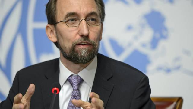 UNO-Menschenrechtskommissar fordert Untersuchung (Archiv)