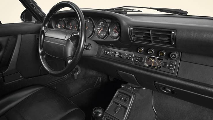 Porsche Navigationsgerät