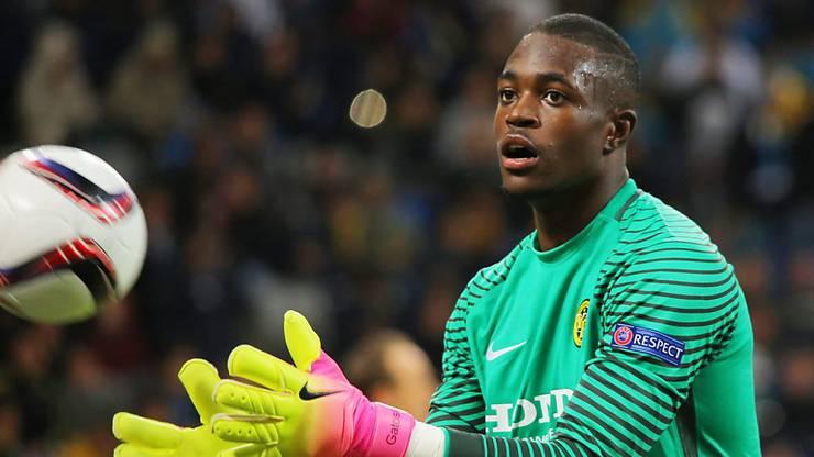 Mvogo: «Ich bin ein ‹Niemand› in Deutschland. Vielleicht hilft es ja, dass wir Schweizer in der Bundesliga einen so guten Ruf haben.»