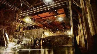 Ob sich Aarau ein Haus für Theater, Musik und Tanz in der Alten Reithalle leisten kann und will, ist die grosse Frage. Claude Vaucher