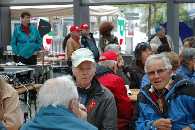 Die 1.-Mai-Feier in Dietikon ist auch eine Art Familientreffen der Linken.