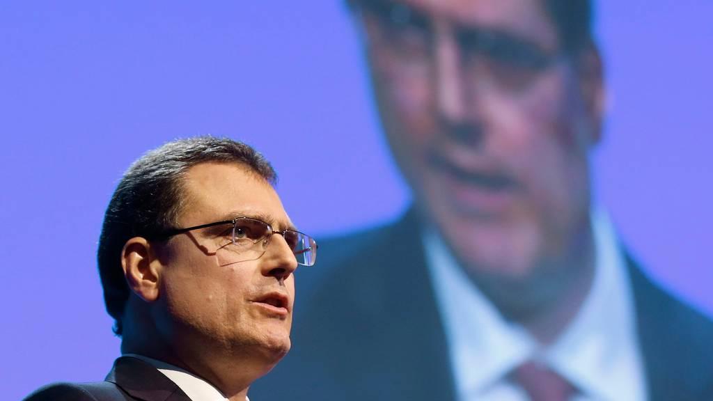 Nationalbank-Präsident Thomas Jordan: «So sieht kein Manipulator aus»