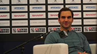 Roger Federer tippt auf Goffin