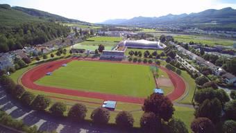 Leichtathletikstadion Kleinholz Sportanlagen Olten