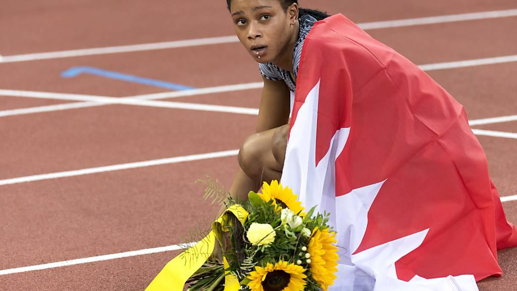 Weltmeisterin 2019 über 400 Meter: Saiwa Eid Naser