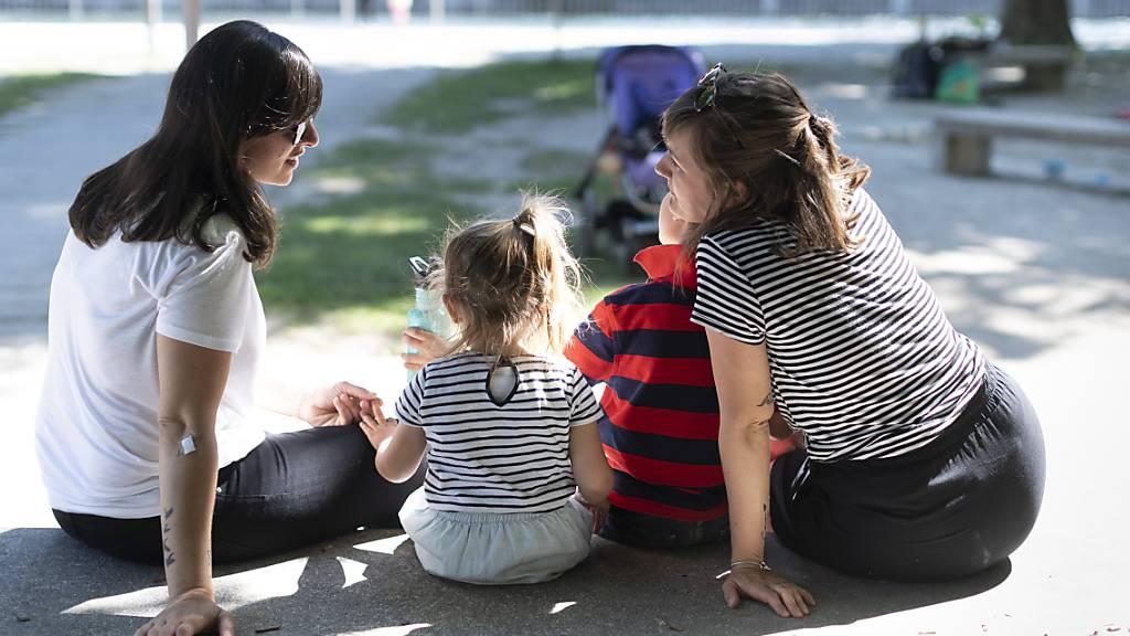 Auch für Regenbogenfamilien gilt Unterhaltszahlung nach Trennung