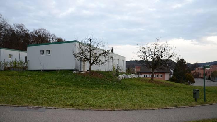 Die Asylcontainer Birmensdorf – das jüngste Beispiel für den Widerstand gegen eine neue Unterkunft. Fni