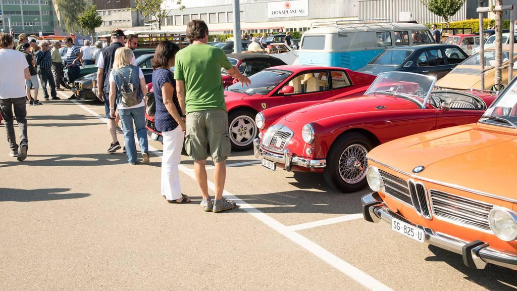 Oldtimer-Ausstellung lockt 3500 Besucher an