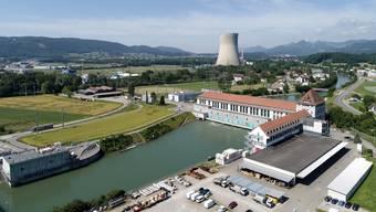Das Kernkraftwerk Gösgen selbst schlug das eigene Areal als Verpackungs-Standort für Atommüll vor.