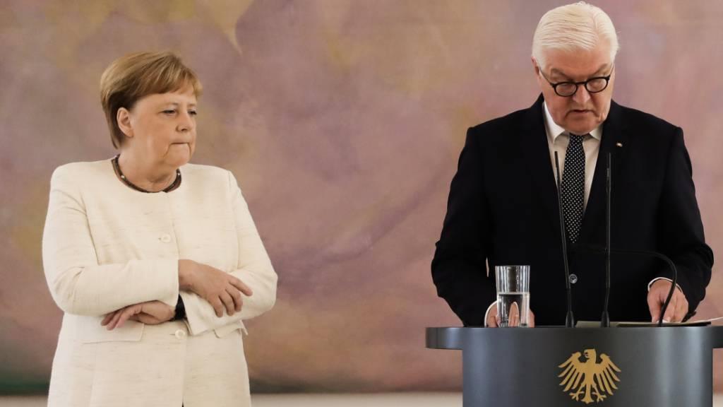 NSA spähte Merkel mit Hilfe des dänischen Geheimdienstes aus