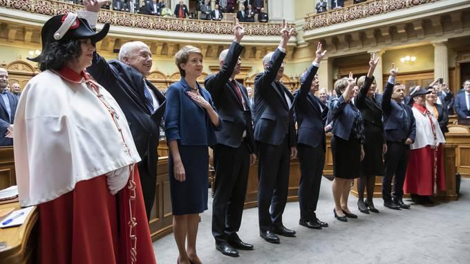 Bundesratswahl
