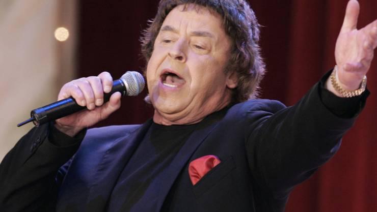 Schlagersänger Tony Marshall (Archivbild) möchte für Deutschland 2018 am Eurovision Song Contest teilnehmen.