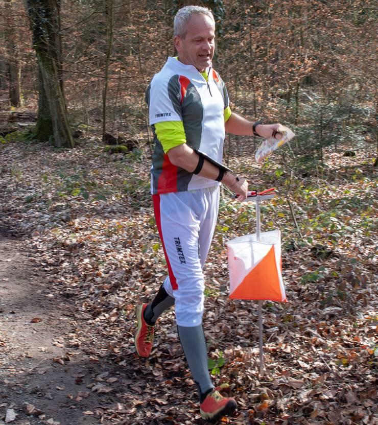 Strategisch und im Wald aktiv: Christoph Wildhaber
