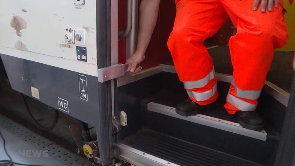 Tödlicher Türunfall: Bund fordert sofortige Massnahmen der SBB
